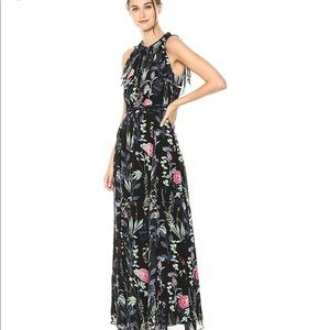 Tommy hilfiger monaco floral maxi dress